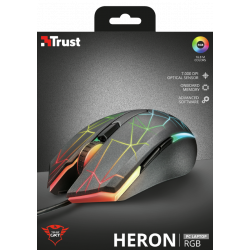 21813 GXT 170 Heron RGB Mouse