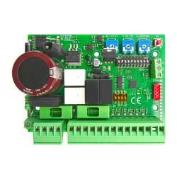 Centrale Universale per CANCELLI Automatici quadro di comando 24V (bassa tensione) per motori scorrevoli motori una anta motori