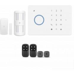 G5PLUS Kit allarme domestico Pannello touch con modulo GSM