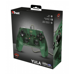 GXT 540C Yula Wired Gamepad...