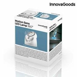 Lampada LED con sensore di...
