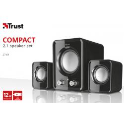 Ziva Compact 2.1 Speaker...