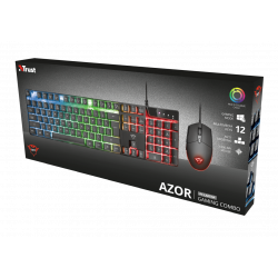 GXT 838 Azor Gaming Combo...