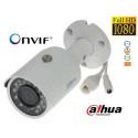 IP CAM TELECAMERA Dahua FULL HD CAMERA Bullet 3.6 mm POE ONVIF IP67 INFRAROSSI