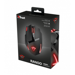 Mouse Gaming Wireless da...