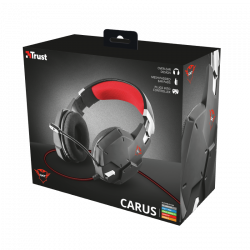 Cuffie Gaming GXT 322 Carus...