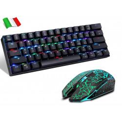 Tasteria Meccanica Gaming...