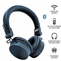 Cuffie Bluetooth Senza Fili...