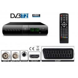 Decoder DVB-T2 HD 1080p...