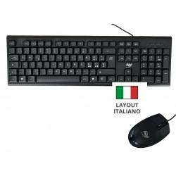 Kit Tastiera e Mouse Layout...