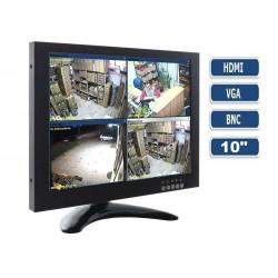 "Monitor 10"" LED HD CCTV per..."